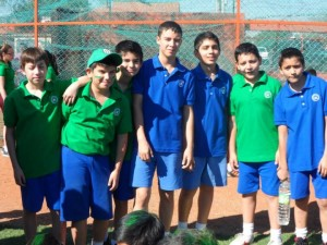 Track Meet Primaria y Secundaria