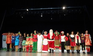 Christmas Play Secundaria 2013