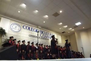 Graduación Secundaria, Generación 2014